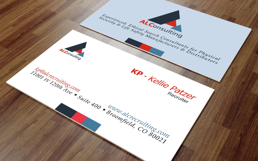 ALC Consulting Business Cards