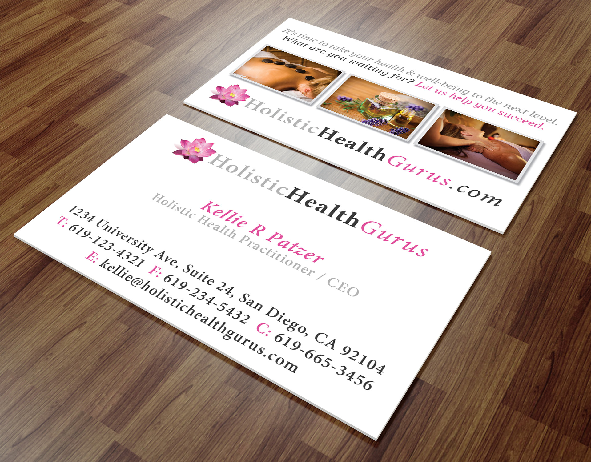 Holistic health gurus business cards emoforma we bring your holistic health gurus business cards emoforma we bring your stories to life web design video production motion graphics 2d 3d animation logos business colourmoves